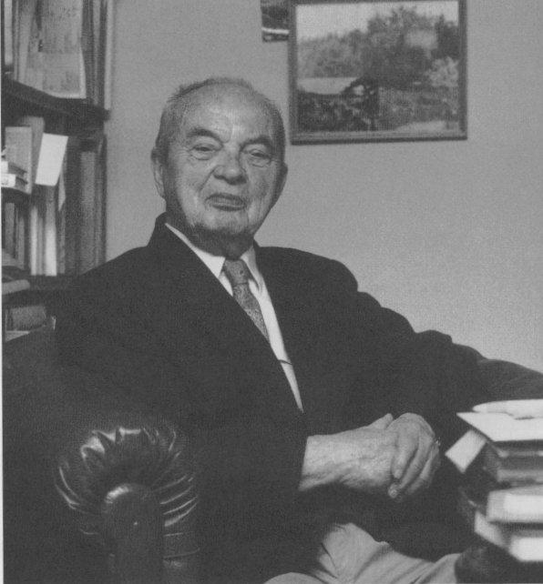 Horst Kunze (1909 - 2000), Foto: Manfred Krause